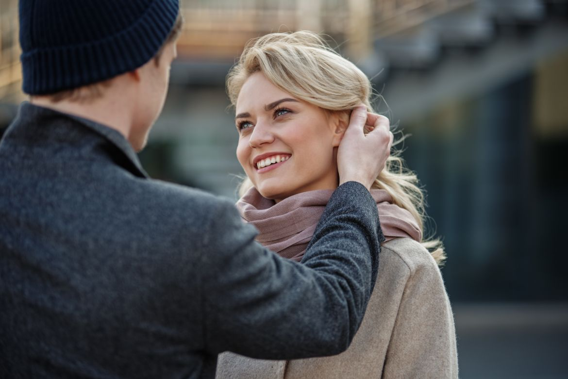 What does it mean if a guy touches your head? | Body