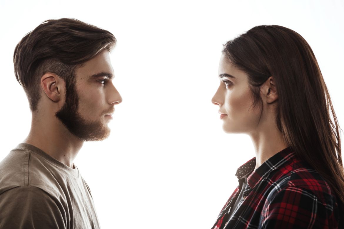 What does it mean when a guy breaks eye contact? | Body Language Central