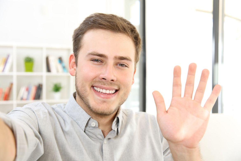 shy guy body language attraction
