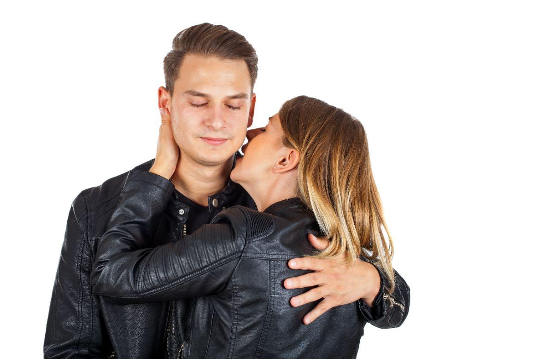 Boyfriend when my neck kisses my what to
