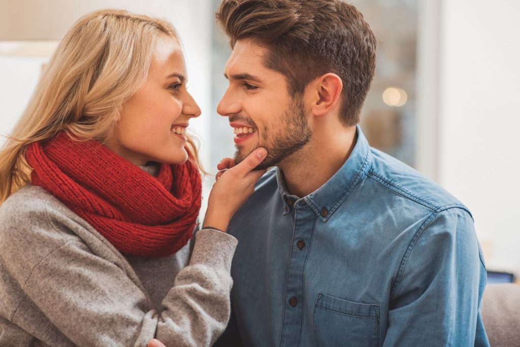 50 Signs a Guy Likes You | Body Language Central